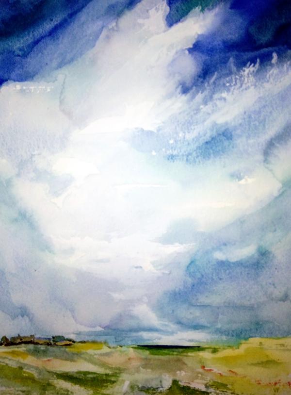 Skies at Lands End