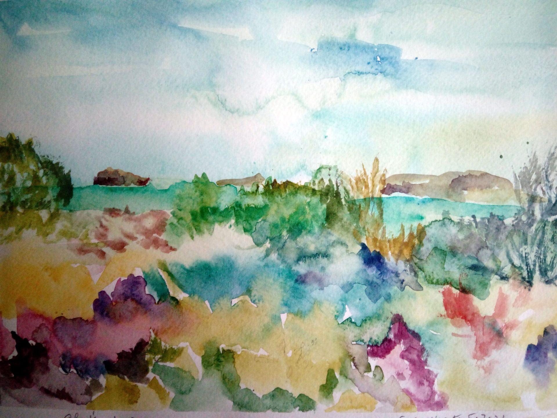Plein Air Painting 5