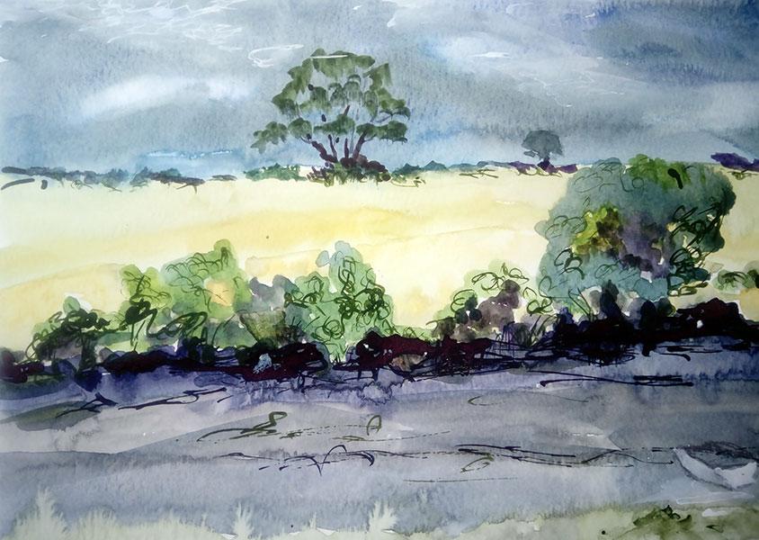 Plein Air Painting 8