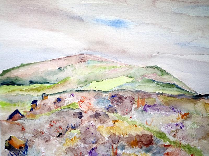 Plein Air Painting 1