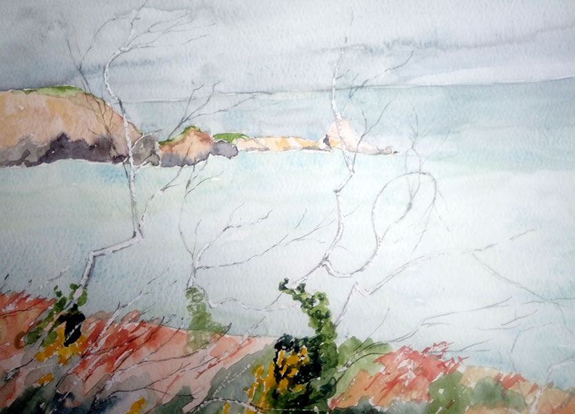 Plein Air Painting 7